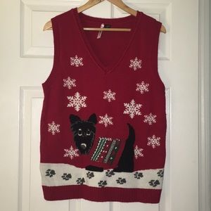 Sweaters - 🎄 Holiday Sweater Vest 🎄